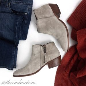 S A M Edelman • Petty Suede Booties